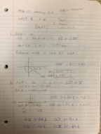 MTH 114 - Class Notes - Week 12
