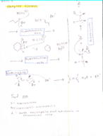 CHEM 227 - Class Notes - Week 8