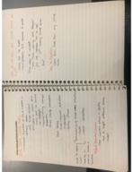 ATM S 111 - Class Notes - Week 7