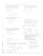 MATH 097 - Class Notes - Week 11