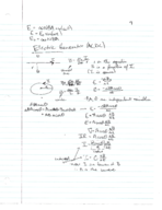 MSU - ISE 2223 - Class Notes - Week 9
