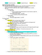 ECON 201 - Class Notes - Week 9