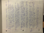 POLS 2003 - Class Notes - Week 8