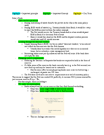 ECON 201 - Class Notes - Week 10