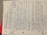 POLS 2003 - Class Notes - Week 9