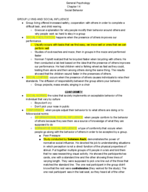 PSY 1010 - Class Notes - Week 12