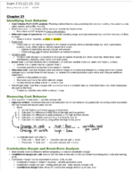 ACTG 2120 - Study Guide