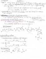 SELU - Chem 265 - Study Guide - Final