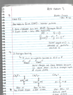 UF - CHM 2095 - Class Notes - Week 18