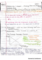 ECO 2013 - Class Notes - Week 14