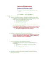 UH - POLS 1337 - Study Guide - Final