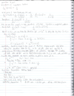 MATH 1040 - Class Notes - Week 13