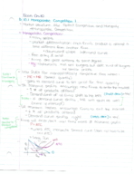 ECON 103 - Class Notes - Week 8