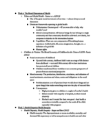 ANTH 210 - Study Guide