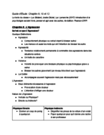 DCC 2510 - Study Guide