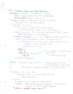ECON 103 - Class Notes - Week 9
