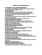 BYU - REL 200 - Study Guide - Final