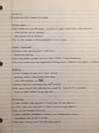UIUC - ATMS 100 - Study Guide - Final