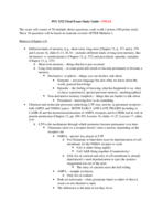 PSY 3322 - Study Guide