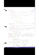 STATS 303 - Study Guide