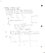 UOP - PHYS 053 - Class Notes - Week 3