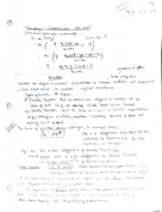 UOP - PHYS 053 - Class Notes - Week 5