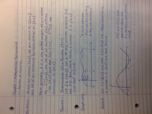 Draw a graph that illustrates the Rolle's Theorem.