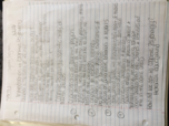 oneclass notes