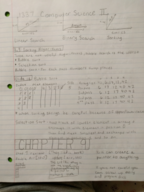 UTD - CS 1337 - Class Notes - Week 1