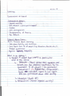 UW - MGMT 320 - Class Notes - Week 2