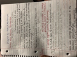 CHM 116 - Class Notes - Week 1