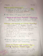 PSY 4320 - Class Notes - Week 1