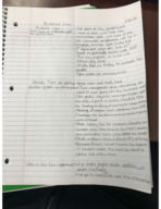 Bus 358 - Class Notes - Week 1
