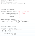 UIUC - STAT 410 - Class Notes - Week 1