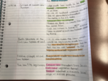 Bus 358 - Class Notes - Week 2