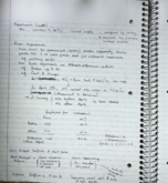 Econ 134 - Class Notes - Week 2