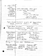MSU - BIO 2 - Class Notes - Week 2