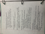 ECON 2106 - Class Notes - Week 1