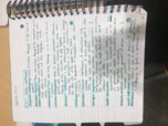 ANTH 1010 - Class Notes - Week 1