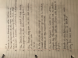 His 101 - Class Notes - Week 2