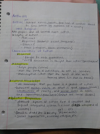 ANTH 135 - Class Notes - Week 1