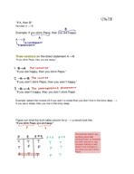 MGF 1106 - Class Notes - Week 2