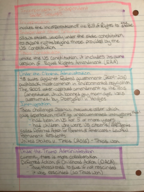 GOV 2306 - Class Notes - Week 2