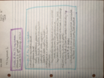 GOV 2306 - Class Notes - Week 3