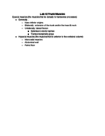 JMU - BIO 290 - Class Notes - Week 2