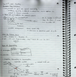 Econ 134 - Class Notes - Week 3