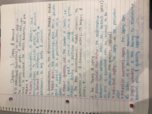 ECON 2010 - Class Notes - Week 3