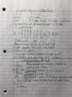 CHM 342 - Class Notes - Week 3