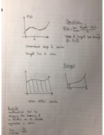 What is the mathematical tool for studying the tendency of a function?