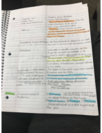 Bus 358 - Class Notes - Week 3